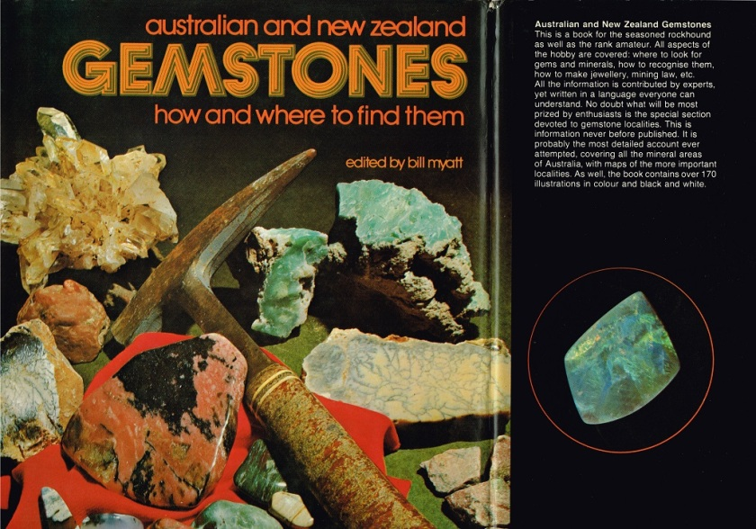 Aust NZ Gemstones cover