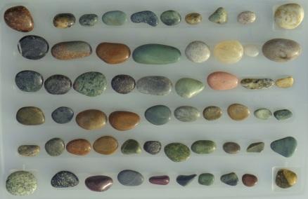 All 58 stones