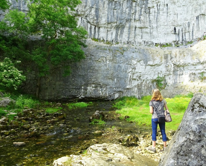 Petra and Malham Beck