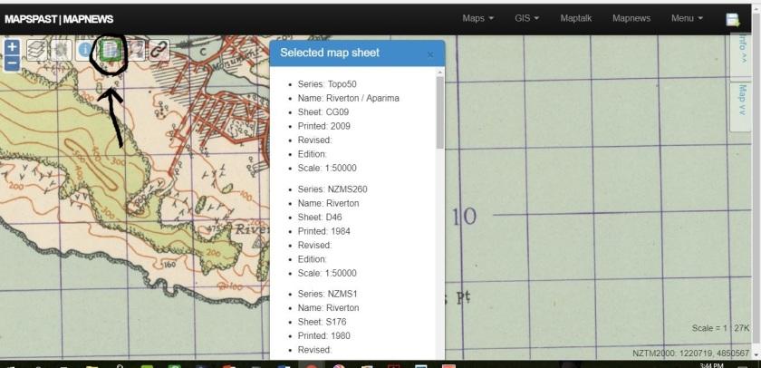 11 Riverton map series avail