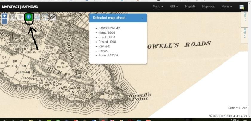 12 Riverton map being viewed