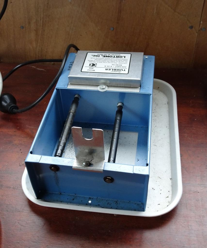 k - tumbler motor