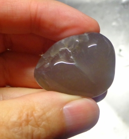 "A ""blue"" Agate stone"