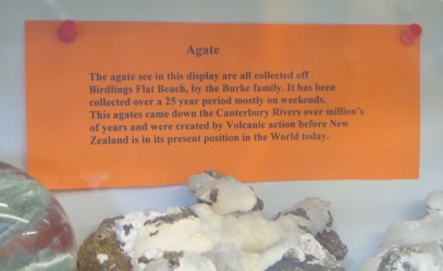 Birdlings Flat Gemstone and Fossil Museum