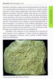 """Photographic Guide to Rocks & Minerals of NZ"" page 119"