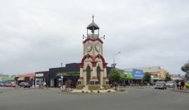 Hokitika on the West Coast of the South Island