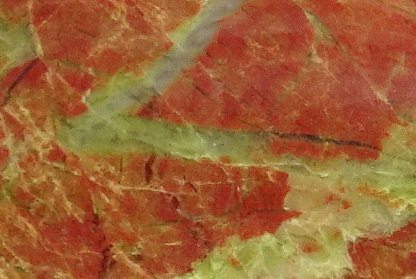 """Detail of Stone 4 """"Complexity"""""""