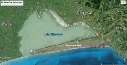 Source: Google Earth, from www.star.kiwi/2019/03/rocket-launch-ends-in-blaze