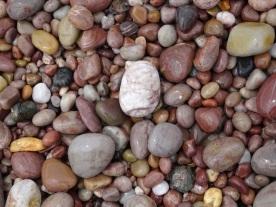 Budleigh Salterton pebbles