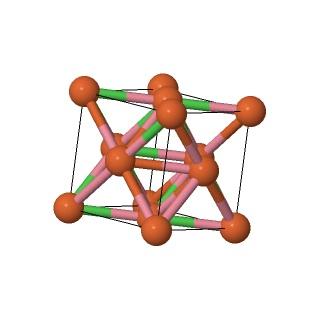 crystal structure awaruite jjj