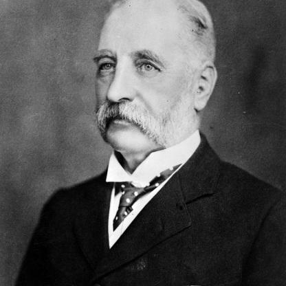 Sir James Hector, 1900. Source: https://en.wikipedia.org/wiki/James_Hector