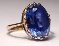 Sapphire gemstone. Source: https://upload.wikimedia.org/wikipedia/commons/6/6b/Sapphire_ring.jpg