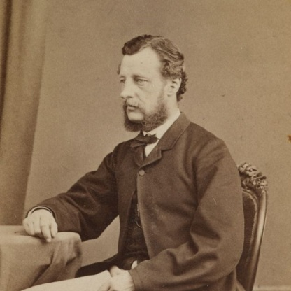 James Hector, 1868. Source: https://collections.tepapa.govt.nz/object/560377