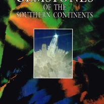 "Cover of Lin Sutherland, 1991, ""Gemstones of the Southern Continents"""