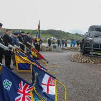 75th Anniversary of Exercise Tiger, Slapton Sands. Source: https://www.flickr.com/photos/usembassylondon/sets/72157691173021783/with/33854181968