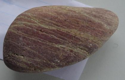 Diane's jasper stone