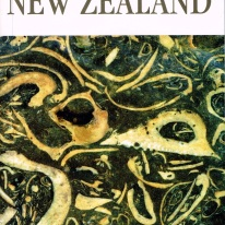 A Photographic Guide to Fossils of New Zealand, front cover