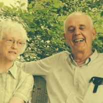 Tanya and Wendell Berry. Source: https://ourworld.unu.edu/en/nature-as-an-ally-an-interview-with-wendell-berry