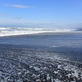 Gemstone Beach on a rough day