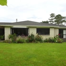 My new home, a few kilometres outside of Whanganui